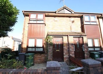 Thumbnail 2 bedroom terraced house to rent in Bessborough Road, Oxton, Wirral