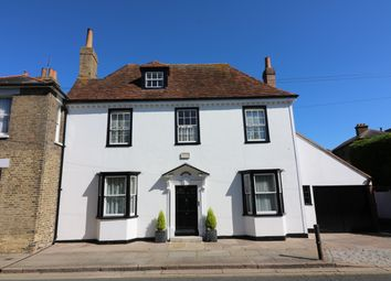 Thumbnail 4 bed semi-detached house to rent in New Street, Sandwich, Kent.