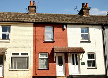 Thumbnail 2 bed terraced house for sale in 146 London Road, Dunton Green, Sevenoaks, Kent