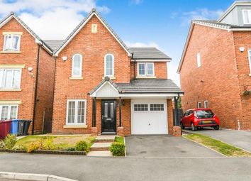 Thumbnail 4 bedroom detached house for sale in Sandfield Crescent, Prescot, Whiston, Prescot