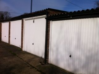Thumbnail Parking/garage to let in Belgrave Close, Oakwood