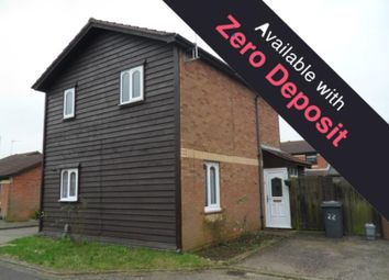 Thumbnail 3 bed detached house to rent in Home Pasture, Werrington, Peterborough