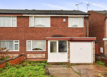 Thumbnail 3 bedroom semi-detached house for sale in Arbor Way, Chelmsley Wood, Birmingham
