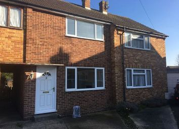 Thumbnail 2 bed terraced house to rent in Holly Way, Chelmsford, Essex