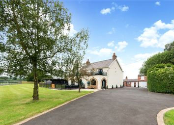 Thumbnail 4 bed detached house for sale in Chester Road, Pentre, Deeside, Clwyd