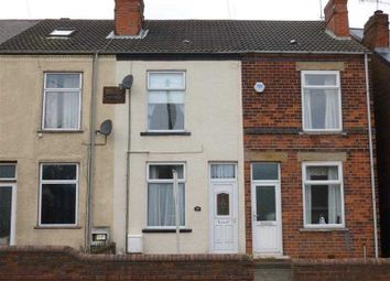 Thumbnail 2 bed terraced house to rent in River View, Derby Road, Chesterfield