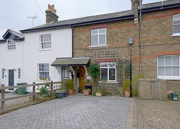 Thumbnail 3 bed terraced house for sale in Station Road, Bagshot, Surrey