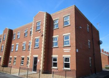 Thumbnail 2 bed flat to rent in Harcourt Road, Blackpool