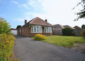 Thumbnail 3 bedroom bungalow for sale in Craigmoor Avenue, Bournemouth