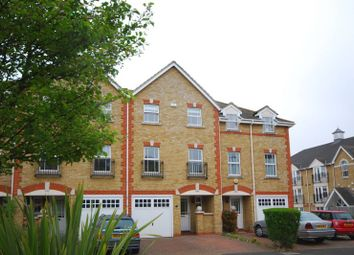 Thumbnail 3 bed terraced house to rent in Draper Close, Isleworth