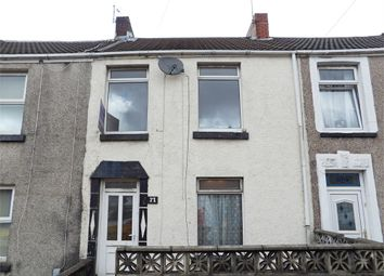 Thumbnail 3 bed terraced house for sale in Courtney Street, Manselton, Swansea, West Glamorgan