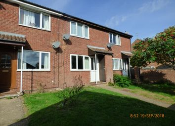 Thumbnail 2 bed terraced house to rent in Field View Gardens, Beccles