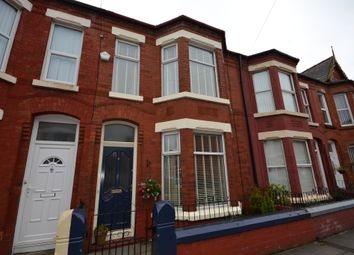 Thumbnail 3 bed terraced house for sale in Sycamore Road, Waterloo, Liverpool