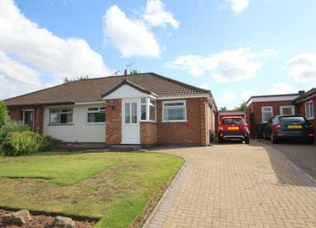 Thumbnail 2 bed semi-detached bungalow for sale in Durham Crescent, Allesley, Coventry