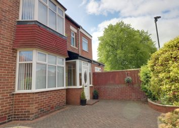 Thumbnail 4 bed detached house for sale in Broadwood Road, Denton Burn, Newcastle Upon Tyne