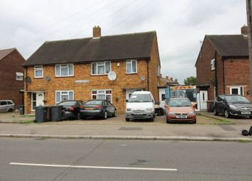 Thumbnail 3 bed semi-detached house for sale in Castle Croft Road, Luton