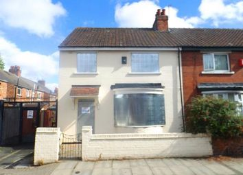 Thumbnail 3 bed terraced house for sale in Carlow Street, Middlesbrough, North Yorkshire