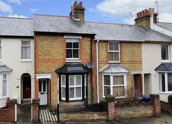 Thumbnail 2 bed terraced house for sale in Kent Street, Whitstable, Kent