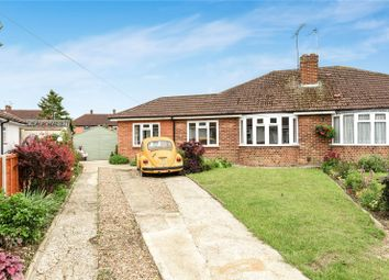 Thumbnail 3 bed semi-detached bungalow for sale in Hall Drive, Harefield, Uxbridge, Middlesex