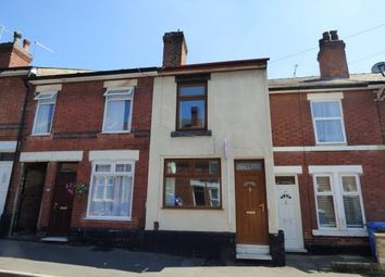 Thumbnail 2 bed terraced house for sale in Howe Street, Derby, Derbyshire
