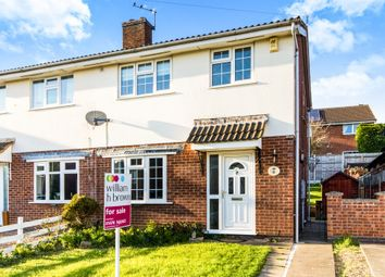 Thumbnail 3 bed semi-detached house for sale in Chelmsford Drive, Grantham