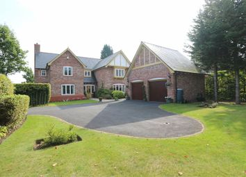 Thumbnail 5 bed detached house for sale in Chelford Road, Alderley Edge, Cheshire