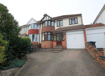 Thumbnail 4 bed semi-detached house for sale in Longmoor Road, Sutton Coldfield