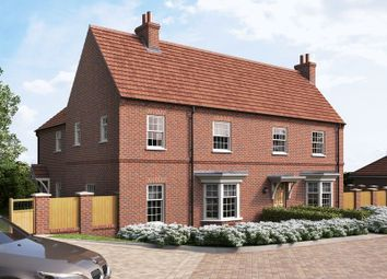 Thumbnail 4 bedroom detached house for sale in Plot 9, Oxenby Place, Easingwold, York