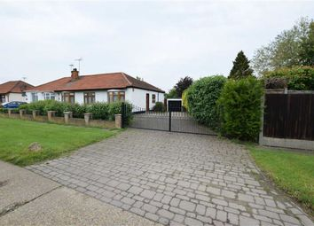 Thumbnail 3 bed bungalow for sale in Central Avenue, Corringham, Essex