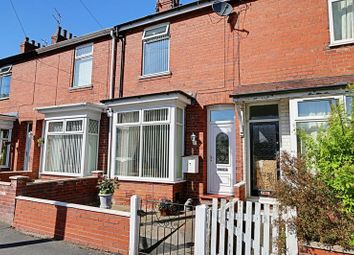 Thumbnail 2 bed terraced house for sale in Park Avenue, Hessle