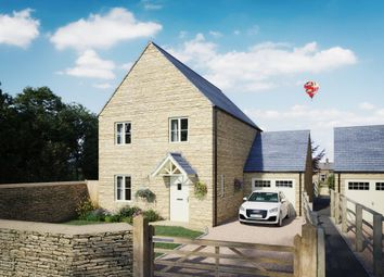 Thumbnail 3 bed detached house for sale in High Street, South Cerney, Cirencester
