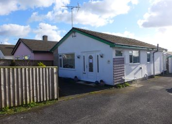 Thumbnail 2 bed detached bungalow for sale in St. Leonards Avenue, Crundale, Haverfordwest
