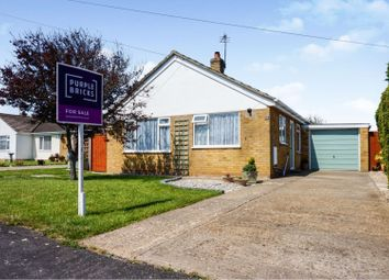 Thumbnail 2 bed detached bungalow for sale in Sandringham Drive, Sutton-On-Sea, Mablethorpe