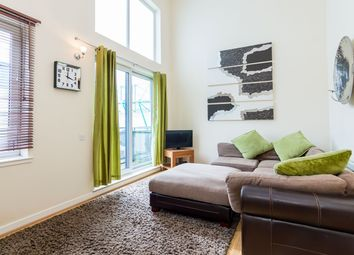 Thumbnail 2 bed flat for sale in Hawkhill Close, Easter Road, Edinburgh