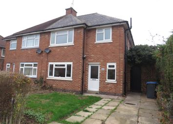 Thumbnail 3 bedroom semi-detached house for sale in Barrie Road, Hinckley