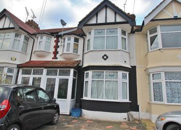 Thumbnail 4 bed terraced house to rent in Queenborough Gardens, Ilford
