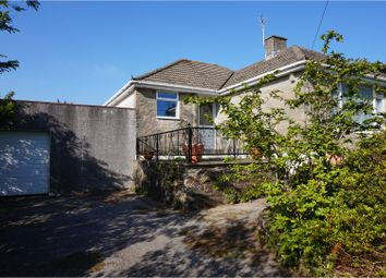 Thumbnail 3 bed detached bungalow for sale in Chapel Hill, St. Austell
