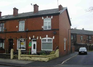 Thumbnail 3 bed end terrace house for sale in Dumers Lane, Manchester
