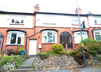 Thumbnail 2 bed terraced house to rent in Vicarage Road, Harborne, Birmingham