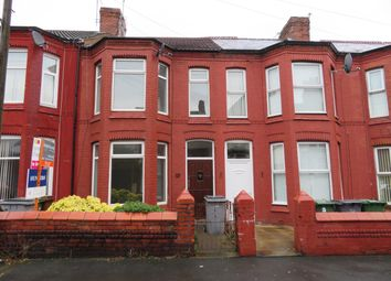Thumbnail 3 bedroom terraced house to rent in Wright Street, Wallasey