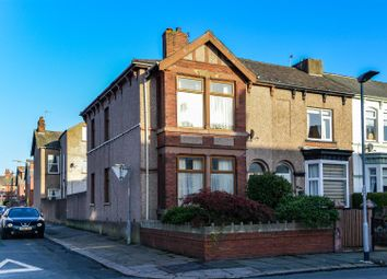 Thumbnail 3 bed end terrace house for sale in Brighton Street, Barrow-In-Furness