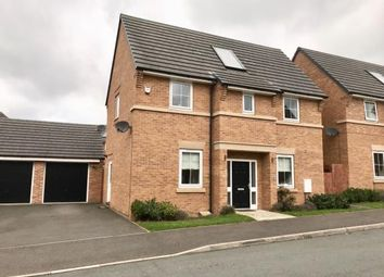 Thumbnail 3 bed detached house for sale in Sutton Avenue, Silverdale, Newcastle Under Lyme, Staffs