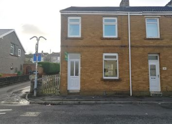 Thumbnail 2 bed end terrace house for sale in Llewellyn Street, Neath