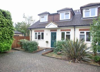 Thumbnail 3 bed semi-detached house for sale in The Grove, Walton-On-Thames