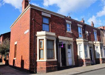 Thumbnail 2 bed end terrace house for sale in Waterloo Terrace, Preston