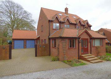 Thumbnail 5 bed detached house for sale in Home Farm, Saunders Lane, Walkington, Beverley