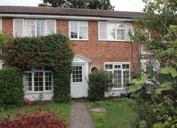 Thumbnail 3 bedroom town house to rent in Midhope Road, Hook Heath, Woking