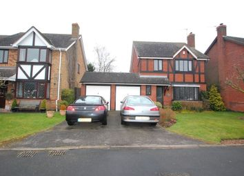 Thumbnail 4 bed detached house to rent in Blakeways Close, Edingale, Tamworth, Tamworth, Staffordshire