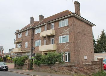 Thumbnail 3 bed flat for sale in Broomfield Avenue, Broadwater, Worthing