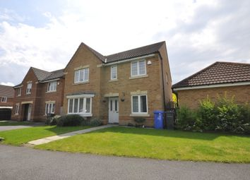 Thumbnail 4 bed detached bungalow to rent in Balgonie Court, Chellaston, Derby